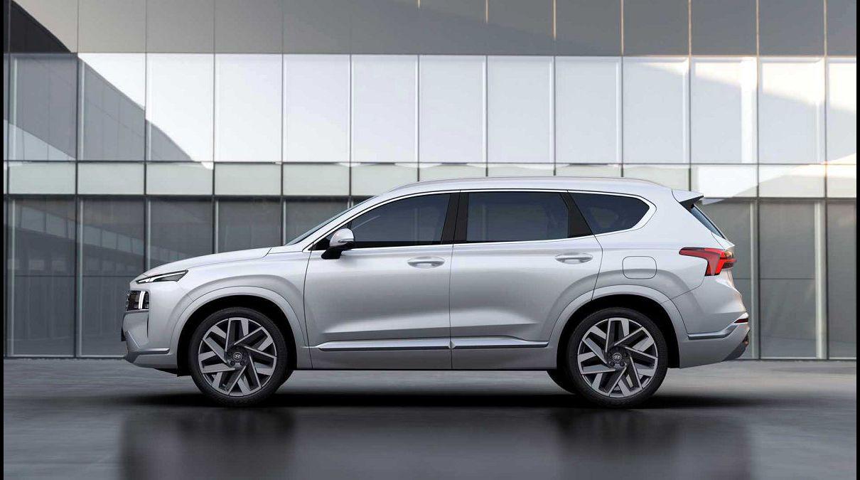 2022 Hyundai Santa Fe Awd All Wheel Drive Alternator Air