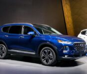 2022 Hyundai Santa Fe Hybrid Release Date 2021 Truck New