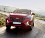 2022 Hyundai Tucson Configurations Canada Exterior Towing Capacity Dimensions