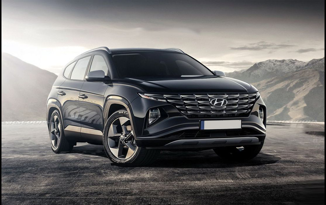 2022 Hyundai Tucson Debut Usa Does The Come Out