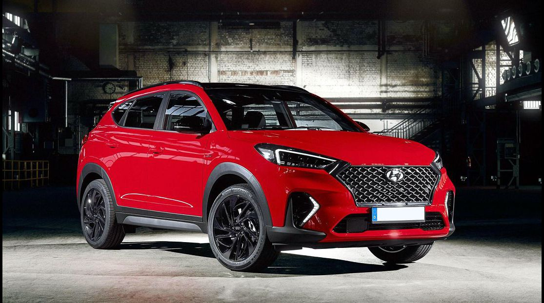 2022 Hyundai Tucson Features Ground Clearance Gas Mileage Gallery