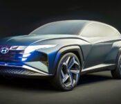 2022 Hyundai Tucson Heads Up Display Plug In 1019