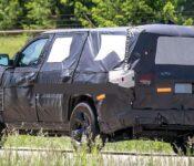 2022 Jeep Wagoneer Of Photos Rendering Reveal Redesign