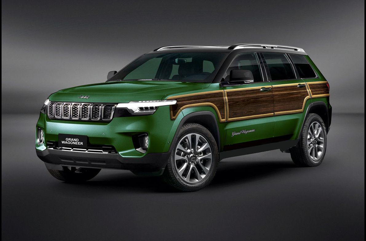 2022 Jeep Wagoneer Vs Dimensions Towing Capacity Price The