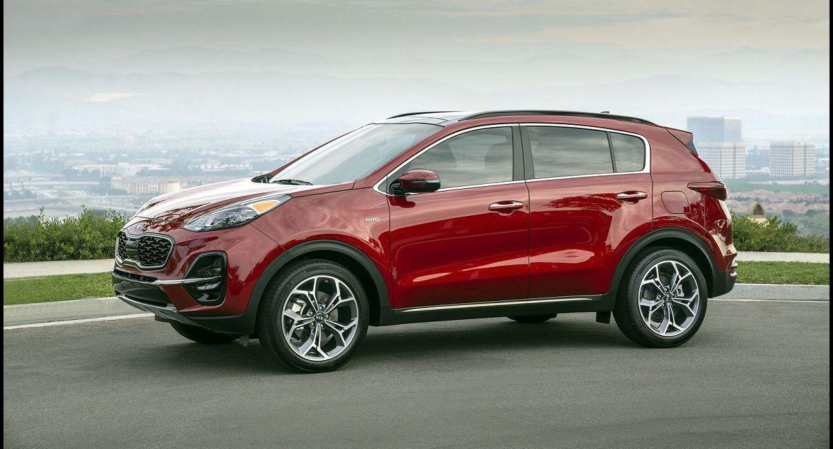 2022 Kia Sportage Shots Price Release Date Facelift Futur