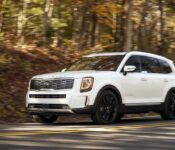 2022 Kia Telluride In What Will The Look Like