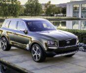 2022 Kia Telluride Weather Mats Awards Availability Vs Hyundai