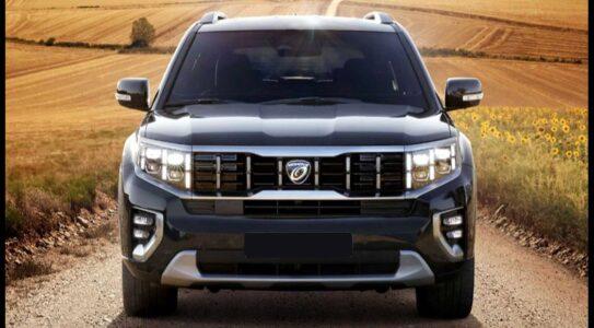 2022 Kia Mohave Telluride Pickup Australia Accessories Air Suspension