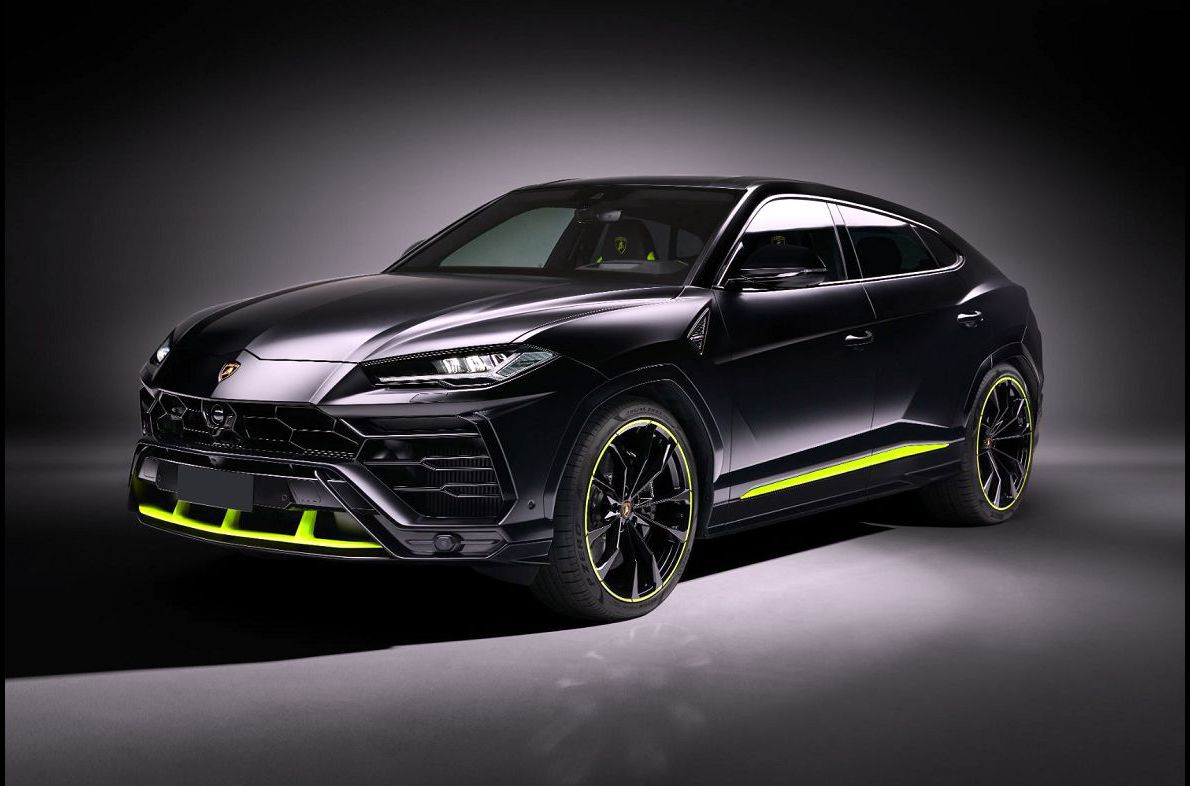 2022 Lamborghini Urus Body Kit Cardi B Hp Cost Engine