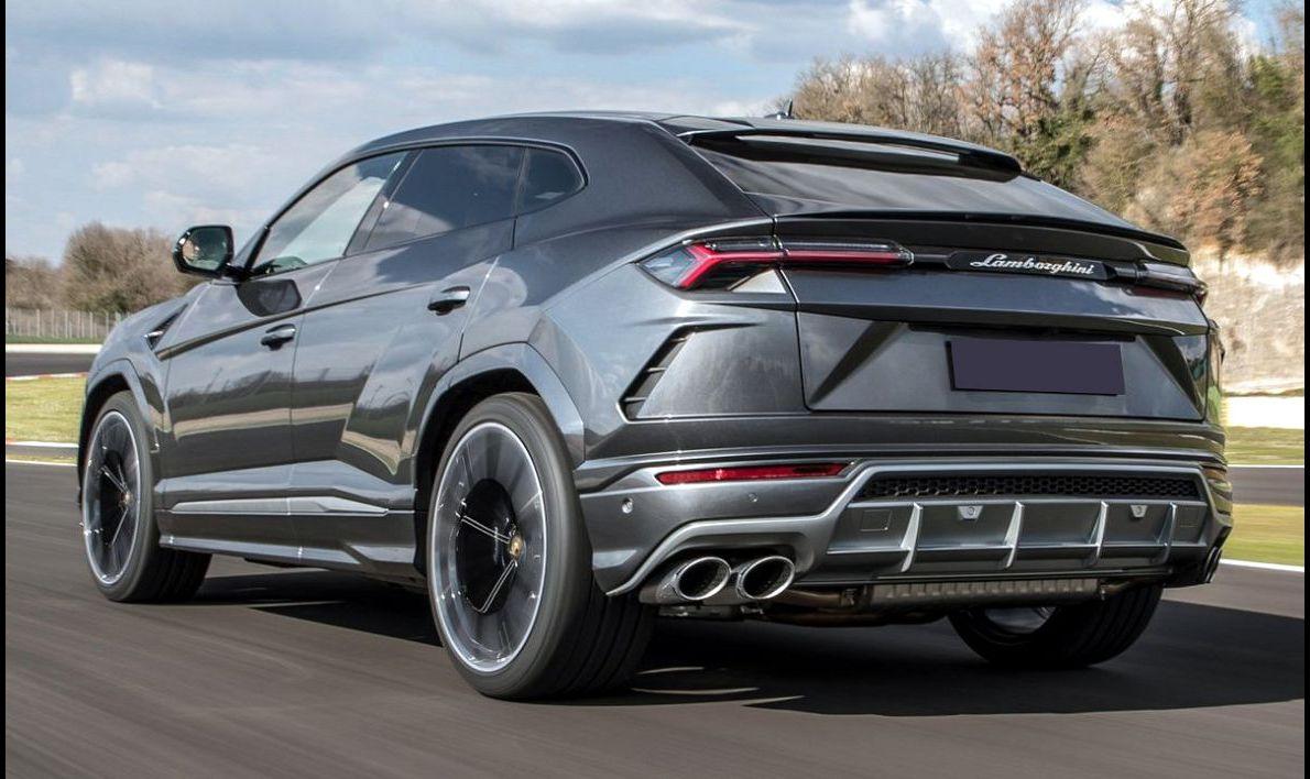 2022 Lamborghini Urus Colors Custom Concept Convertible Curb