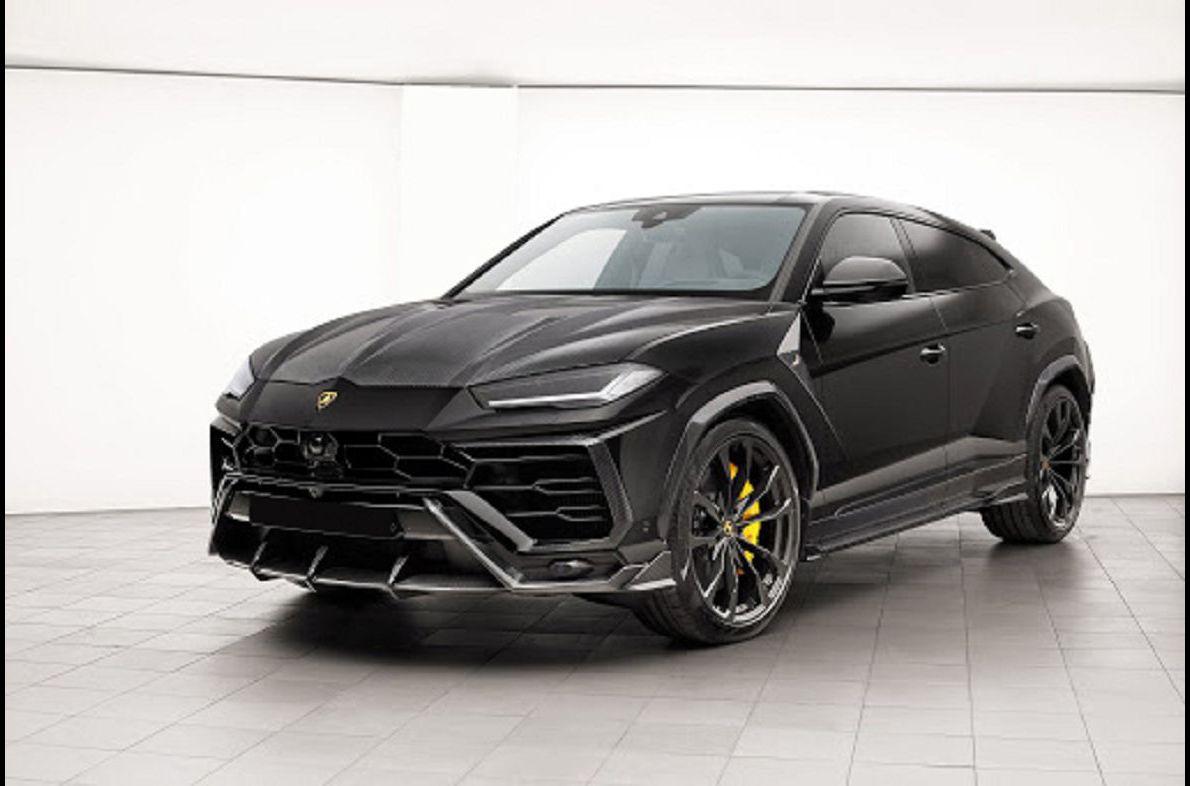 2022 Lamborghini Urus Dealership Doors Dashboard Drawing Dallas Driving