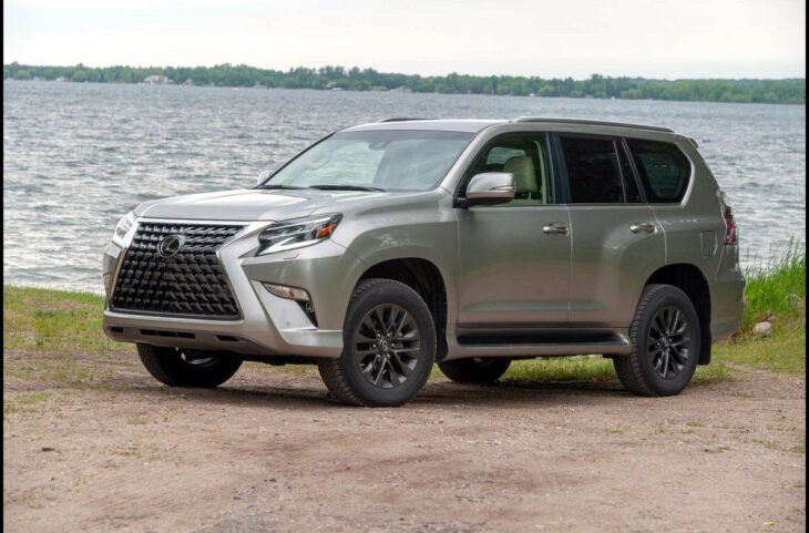 2022 Lexus Gx 460 2029 For Sale Price Towing Capacity