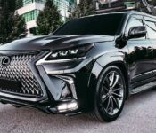2022 Lexus Gx 460 Of Tires Black Bumper Bolt Pattern