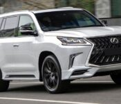 2022 Lexus Lx 570 All Weather Mats Autobiography Auction Air