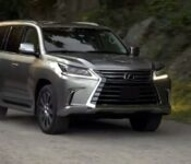 2022 Lexus Lx 570 Black Body Kit 2020 Buttons Blacked