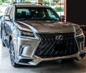 2022 Lexus Lx 570 Out Bucket Seats B Cargo Options