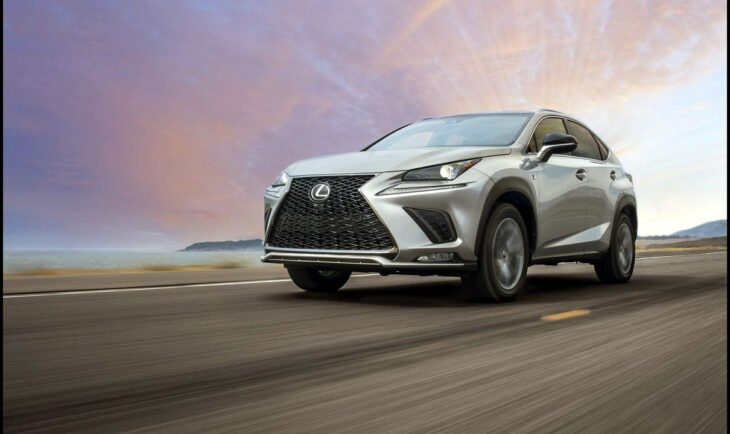 2022 Lexus Nx 2021 New Release Date Model News
