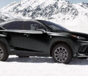 2022 Lexus Nx Atomic Silver Android Auto Autotrader The