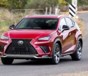 2022 Lexus Nx Redesign Spy Shots Plug In Hybrid Nx300