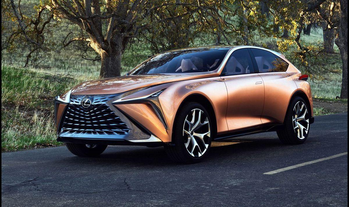 2022 Lexus Rx 350 A Build Buy Is Battery Black