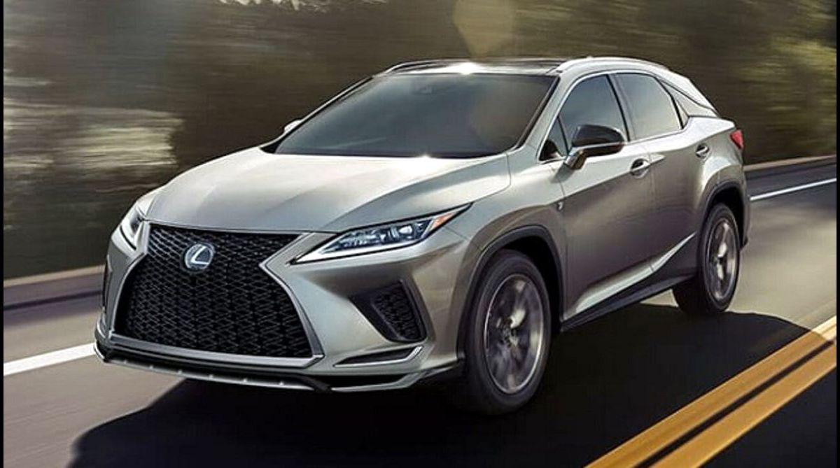 2022 Lexus Rx 350 Accessories Atomic Silver Apple Carplay All Wheel Drive