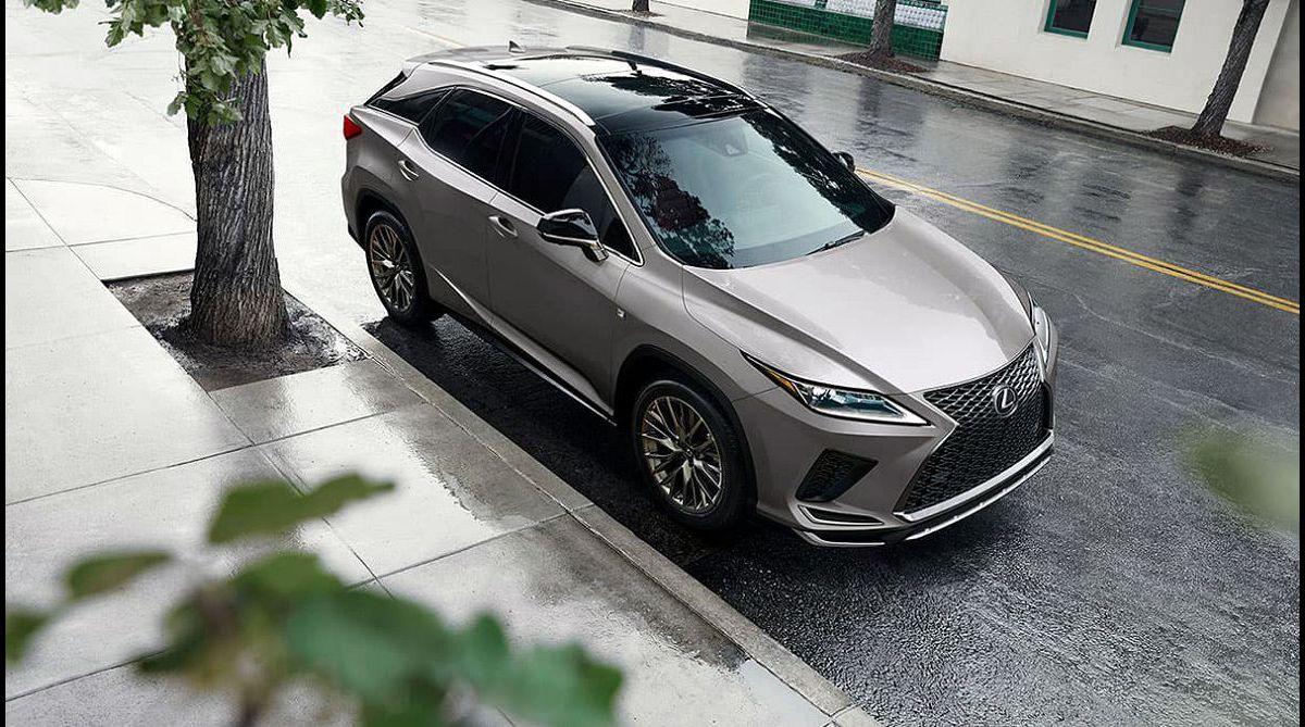2022 Lexus Rx 350 For Sale Price 350l Dashboard Exterior