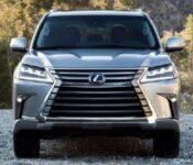 2022 Lexus Truck America A Truck Van 4dr Awd Arctic