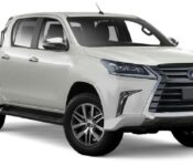 2022 Lexus Truck Does Cost Weigh Based Suv Big