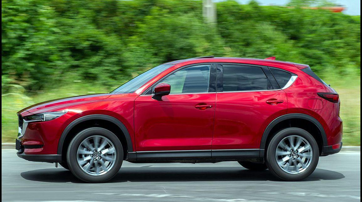 2022 Mazda 5 Date Facelift Hybrid Mx Rf Model