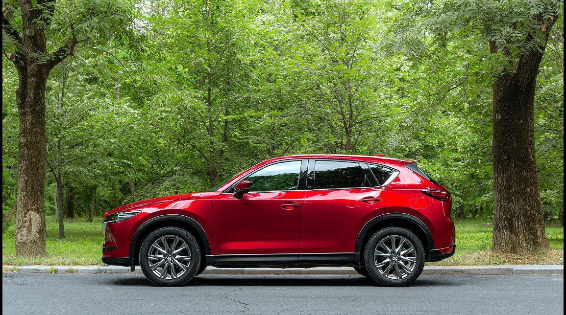 2022 Mazda 5 Future Nuova Ne Neuer Cx 5 For