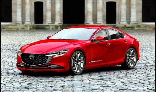 2022 Mazda 6 Redesign Interior Awd Specs Manual Transmission