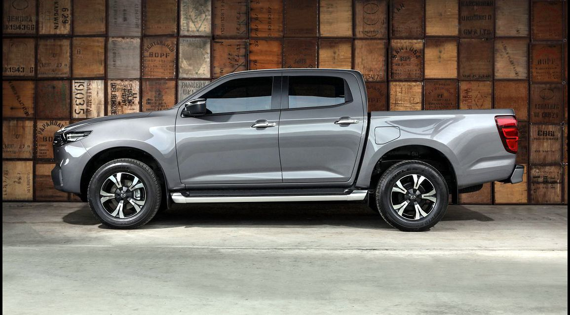 2022 Mazda Bt 50 Colours Club Cost Custom Dc Diesel