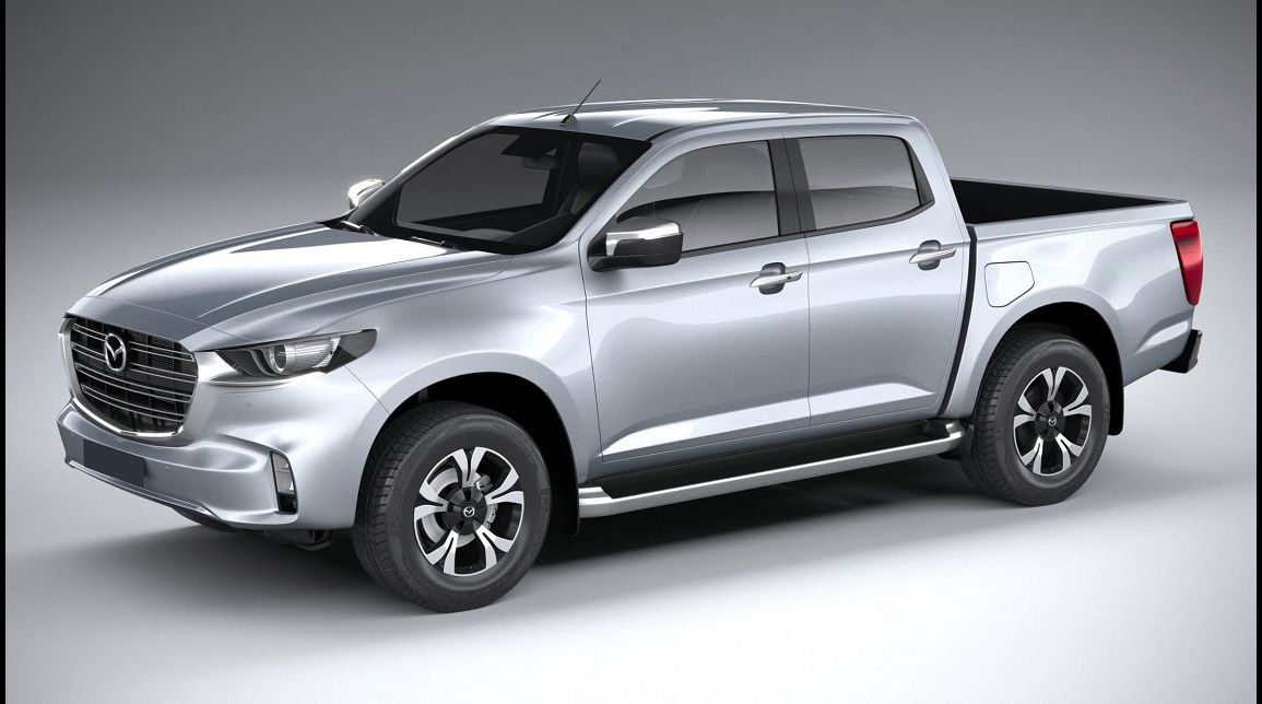 2022 Mazda Bt 50 De Venta En Guatemala Dimensions Double