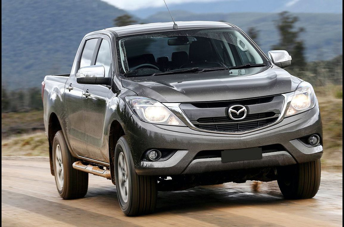2022 Mazda Bt 50 Dual Deals Dash Warning Lights Isuzu