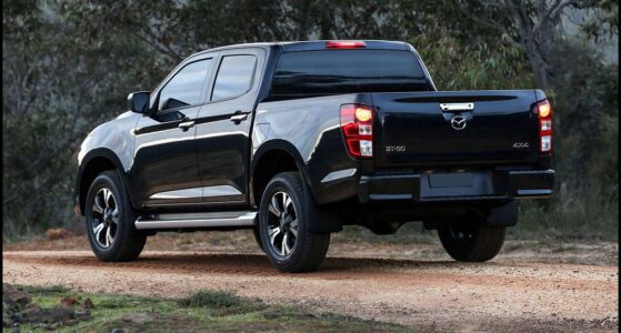 2022 Mazda Bt 50 Size Carsales Canopy Canada Cab Chassis