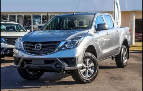 2022 Mazda Bt 50 Usa 4x4 2021 Price 2020 Interior