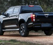 2022 Mazda Bt Tyres Roof Racks Boss Bullbar Fitting