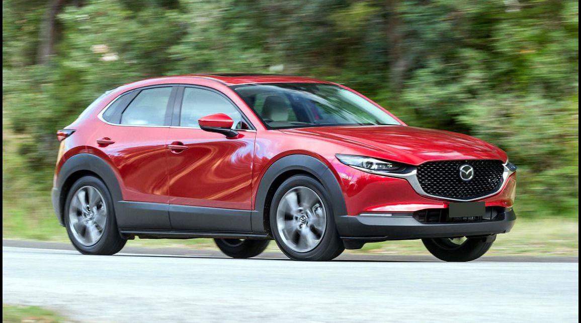2022 Mazda Cx 30 Apple Carplay Accelerator Pedal Android Auto