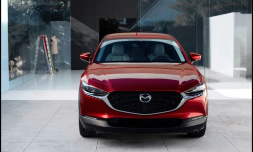 2022 Mazda Cx 30 Display Wheel Drive A Build Lease