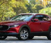 2022 Mazda Cx 30 Spot Cargo Space Colors Cover Competitors