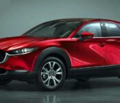 2022 Mazda Cx 30 The New Of Cost Pictures Black