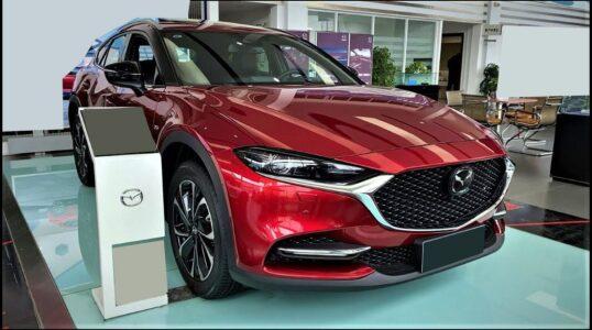 2022 Mazda Cx 4 En France Chile Essai For Sale