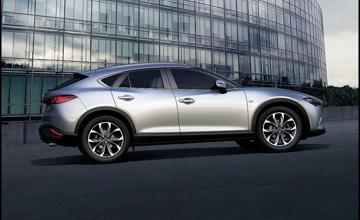 2022 Mazda Cx 4 Touring Xe Height Rav4 Hybrid Indonesia