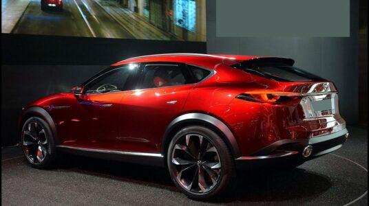 2022 Mazda Cx 7 Sound System Size Blowing White Smoke