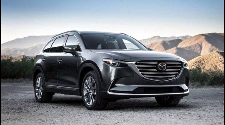2022 Mazda Cx 9 2029 Future Models 202 2019 6