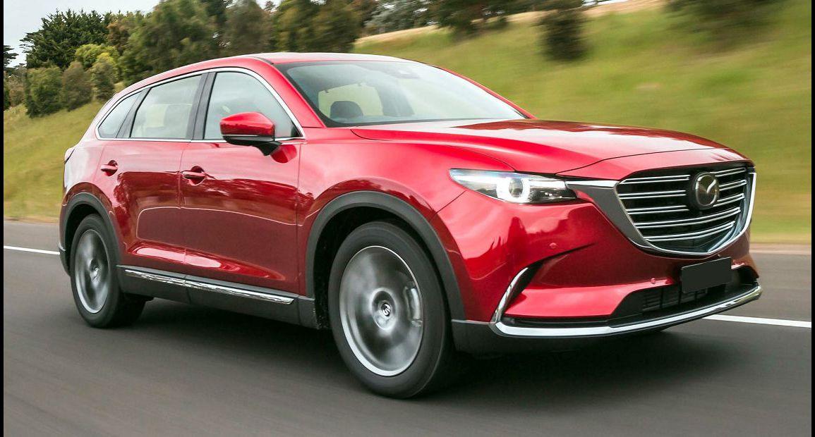2022 Mazda Cx 9 Not Working Apple Carplay Lease A