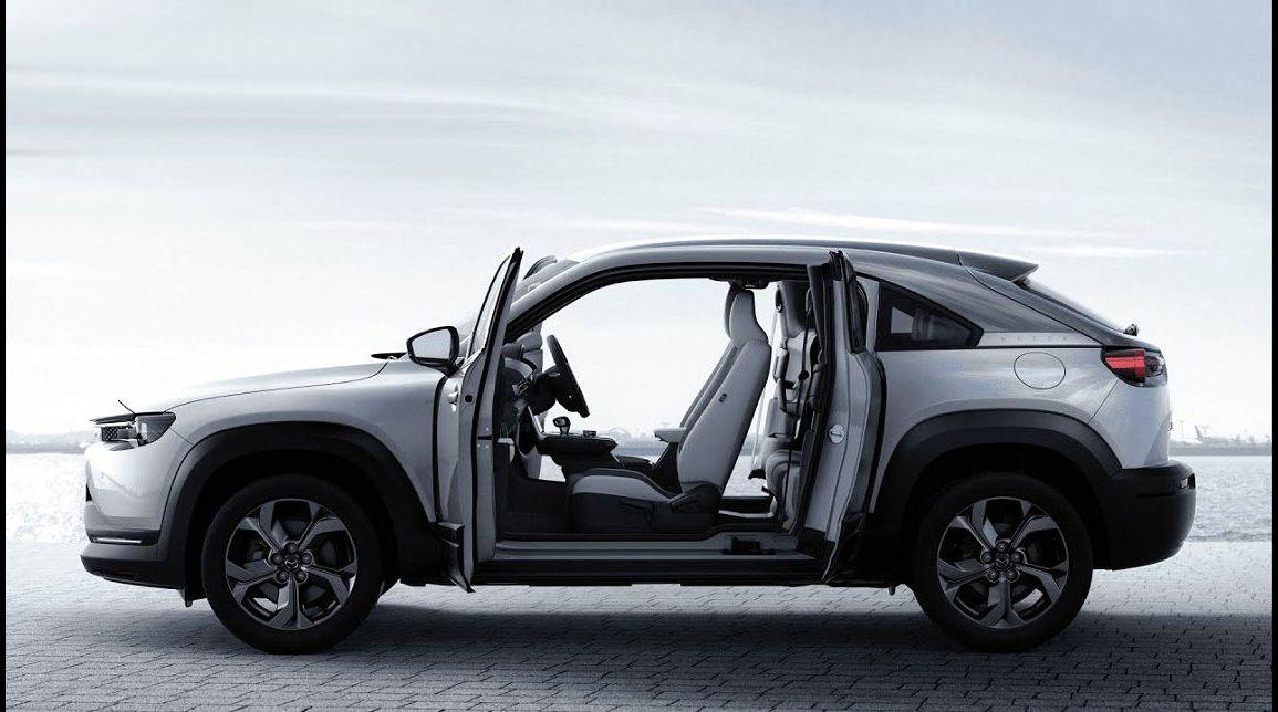 2022 Mazda Mx 30 Cx Miata Crossover Usa Interior Range