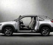 2022 Mazda Mx 30 Doors Distance Dk Dane Techniczne Dimensioni