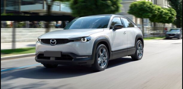 2022 Mazda Mx 30 Price Electric Australia Autonomia Autonomie Awd