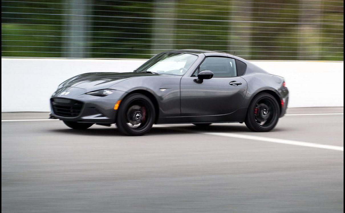 2022 Mazda Mx 5 Black Emblem Brochure Battery Bose Sound
